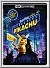 Pokemon: Detective Pikachu (Blu-Ray/4K UHD/Digital)